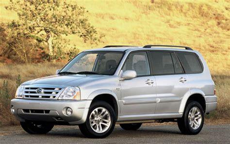 2002 Suzuki Xl7 2002 Suzuki Xl 7 User Reviews Cargurus