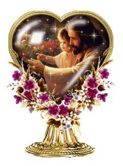 imagenes hermosas de dios yla virgen con movimiento jesus images heart of jesus wallpaper photos 10718164