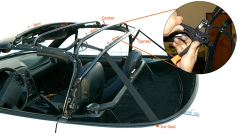 How To Install A Bow Window mazda miata mx 5 autotopsdirect