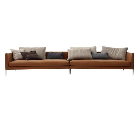 sofa cor pilotis sofa lounge sofas from cor architonic