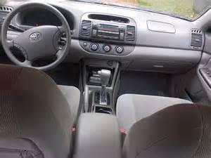 2005 Toyota Camry Interior 2005 Toyota Camry Interior Pictures Cargurus