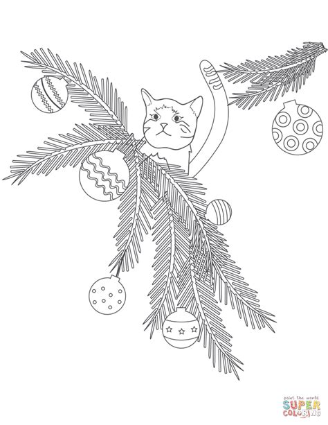 tree with branches coloring page coloring page of tree