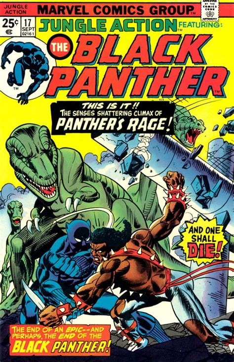 black panther epic collection panther s rage f o o m flashbacks of ol marvel 1 quot panther s rage