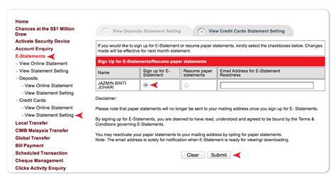 Cimb Credit Card Application Form Malaysia cimb clicks for cards