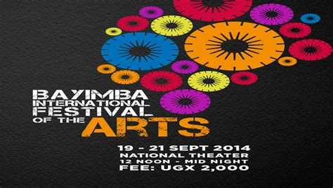Mba Artshow by Bayimba International Festival Of The Arts Afro Tourism