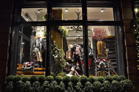 Ideas To Paint A Kitchen ralph lauren windows london 187 retail design blog