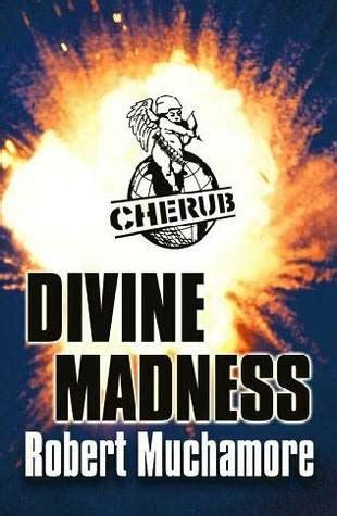 divine madness cherub   robert muchamore