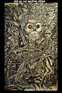 Day of the dead art work 171 monsta juice