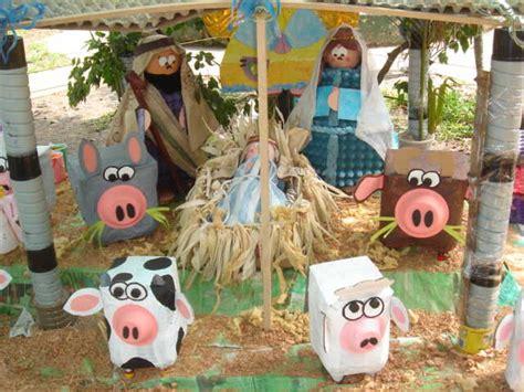imagenes del nacimiento de jesus reciclado proing sa