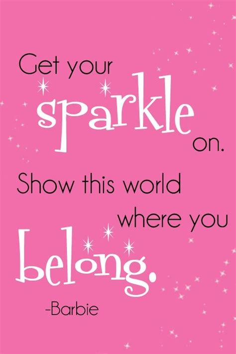 Get Your On by Pink Sparkle Quotes Quotesgram