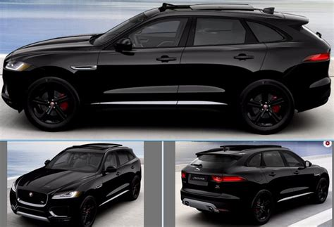 jaguar f pace blacked how many of you would really buy f pace page 5 jaguar