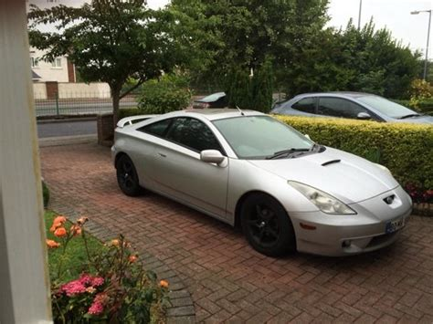 car owners manuals for sale 2000 toyota celica head up display 2000 toyota celica for sale for sale in lucan dublin from dowd