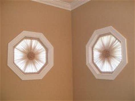 octagon window coverings window covering designs octagon window coverings