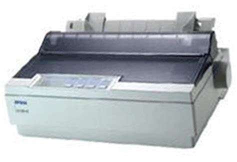 Printer Epson Lq 300 epson lq 300 ii 24 pin dot matrix asianic distributors