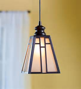 mission style pendant lights in glow glass mission style pendant light