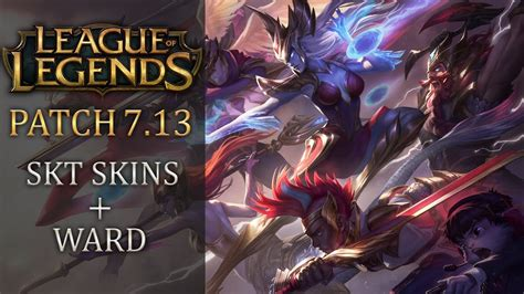 League Of Legends 13 league of legends patch 7 13 breakdown