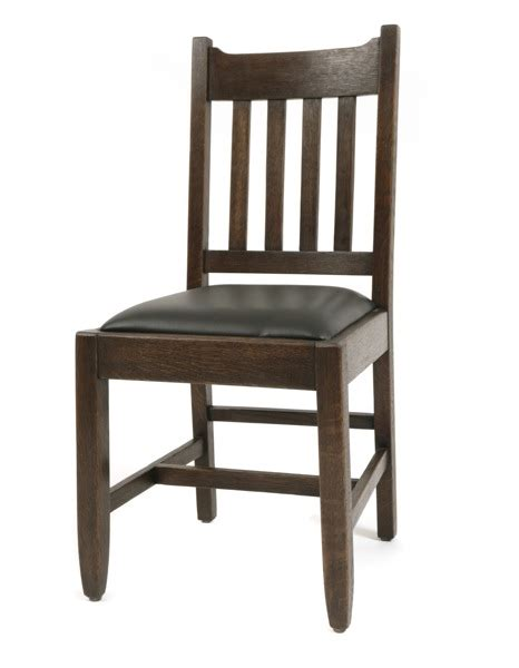 Mission Oak Dining Chairs 6 Mission Oak Dining Chairs Modern Furniture