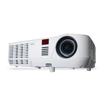 Proyektor Nec V260 np v260 2600 lumen high brightness mobile projector