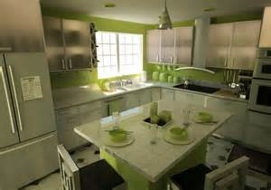 Lime Green Kitchen Ideas 25 Remarkable Galley Kitchen Ideas Creativefan