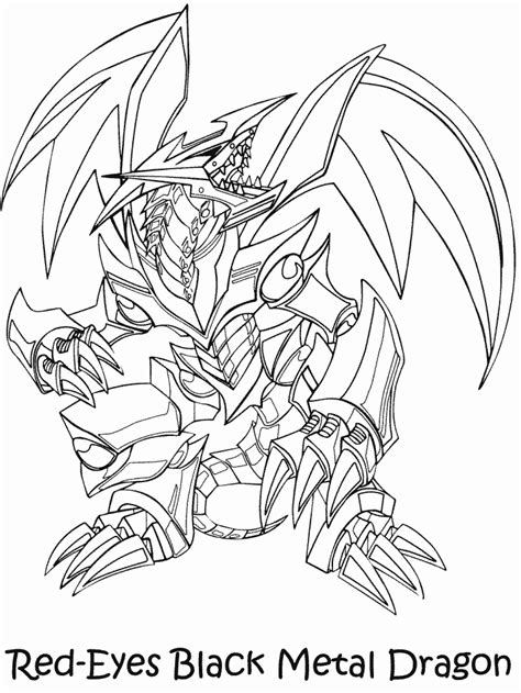 Coloring Pages Of Dragon Eyes | red eyes black dragon colouring pages coloring home