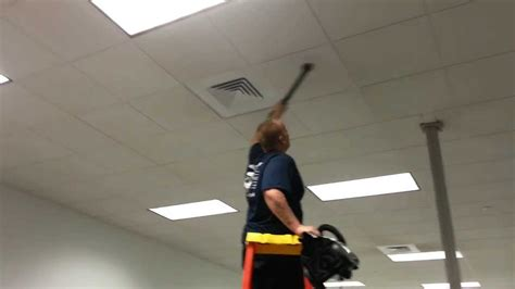 Cleaning Ceilings by A A Cleaning Inc Ceiling Tile Vent Cleaning