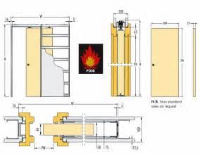 eclisse sliding pocket door system single