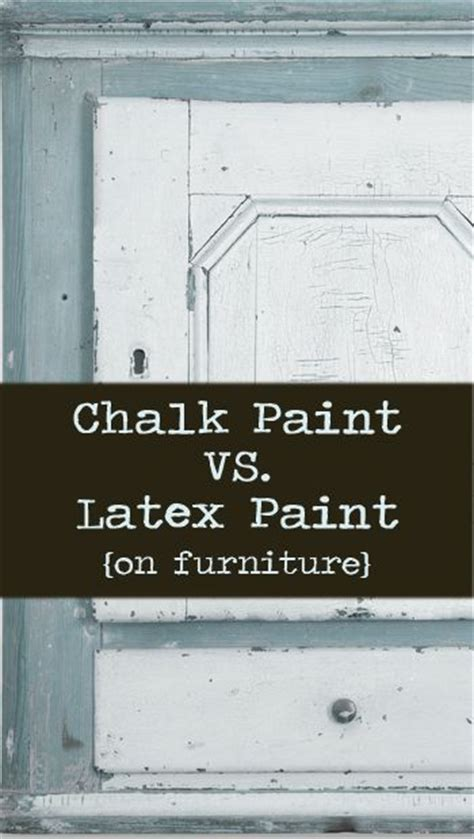 chalk paint vs acrylic paint chalk paint vs paint on furniture furniture