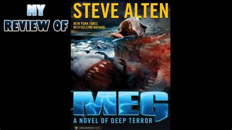 The Terror A Novel meg a novel of terror review