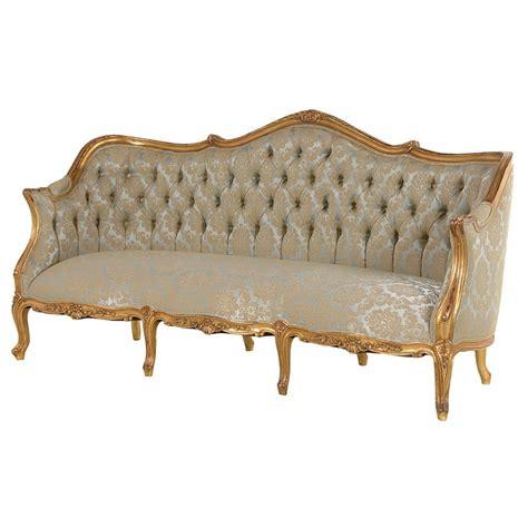 gold settee ch furniture versailles green gold 3 seater settee