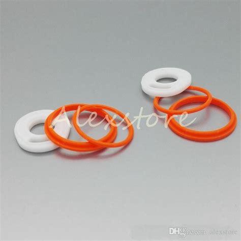 Silicon O Ring For Tfv8 Tank silicone o ring colorful silicon seal o rings replacement orings set for smok smoktech tfv4 tfv8