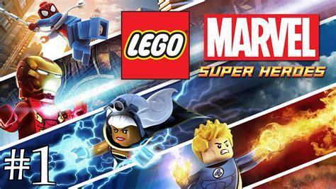 lego marvel super heroes marvel heroes games marvel com lego marvel super heroes fr 1080p 1 youtube