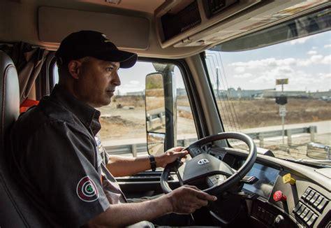 volvo trucks salutes antonio cruz mckenzie tank lines  driver   year fleet news daily