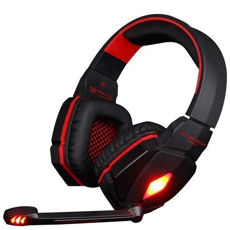Headset Gaming Usb each g4000 3 5mm usb new gaming headset led stereo headphone with mic for pc ebay