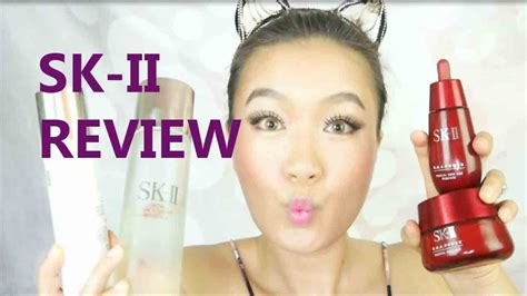 Makeup Sk Ll sk ii skincare review demo change destiny with a whisperer