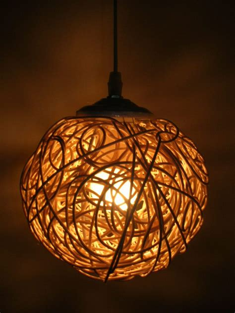 Free Shipping Handmade Ls Knitted L Small Pendant Handmade Lights