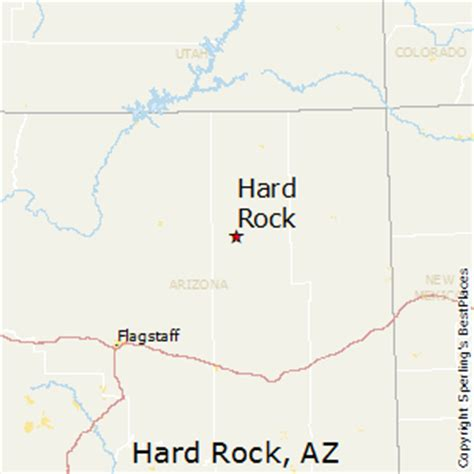 rock arizona map best places to live in rock arizona