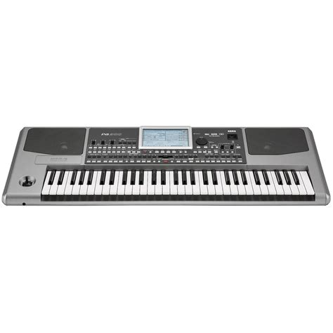Keyboard Korg Pa900 Baru korg pa900 professional arranger keyboard at gear4music