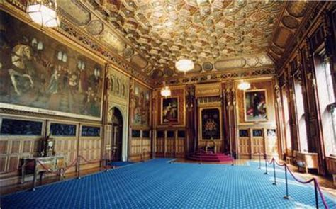 The Robing Room by Palace Of Westminster