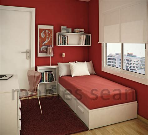 Design For Small Spaces Bedroom Space Saving Designs For Small Rooms