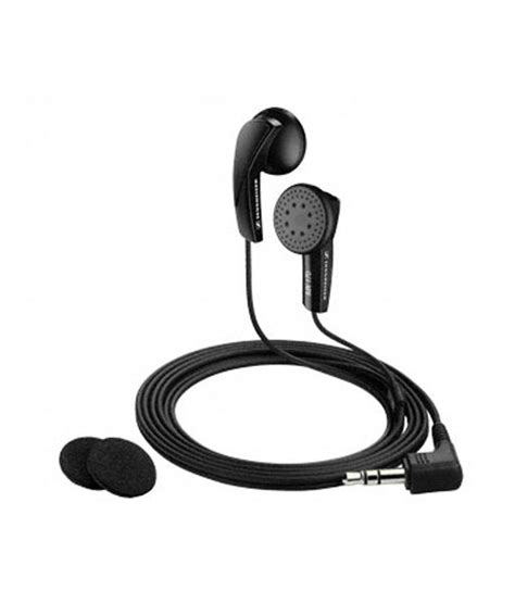 sennheiser mx 170 earbuds earphones black without mic buy sennheiser mx 170 earbuds