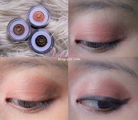 Tutorial Eyeshadow Viva yukalicious on budget 100k make up challenge