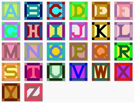 printable alphabet letters for quilting pin pattern block templates printables svc technologies