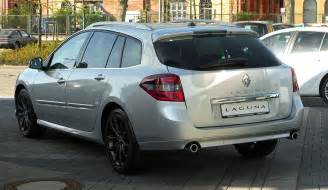 Renault Laguna Iii 2012 Renault Laguna Iii Estate Pictures Information And