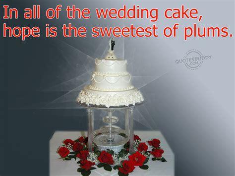 wedding cake quotes quotesgram