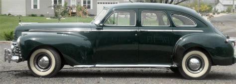 1941 chrysler new yorker for sale 1941 chrysler new yorker highlander 4dr sedan
