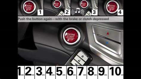 honda accord not starting 2013 honda accord sedan smart entry push button start