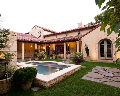 Tuscan Style Homes by Mediterranean Tuscan Style Homes Mediterranean