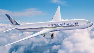 the singapore airlines fleet your travel experience