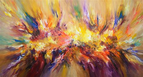 abstrakte kunst leinwand energy 1 oversized collection extrem large abstract
