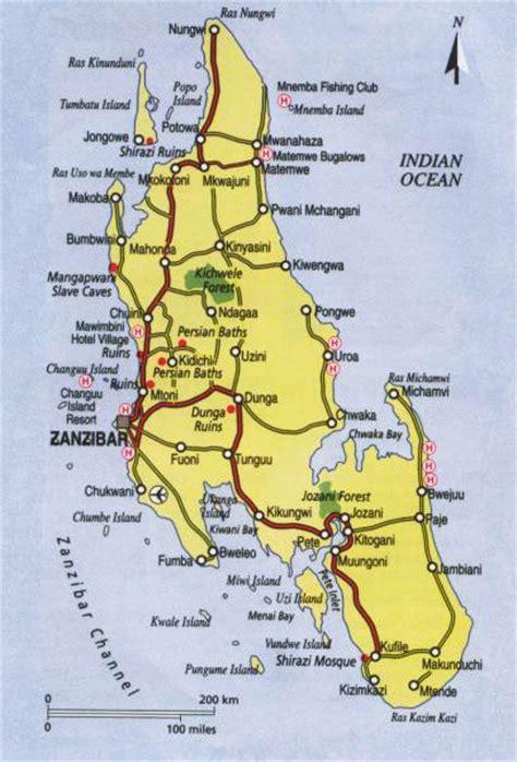 zanzibar map tanzania maps map of tanzania maps f tanzania map of arusha map of serengeti map of
